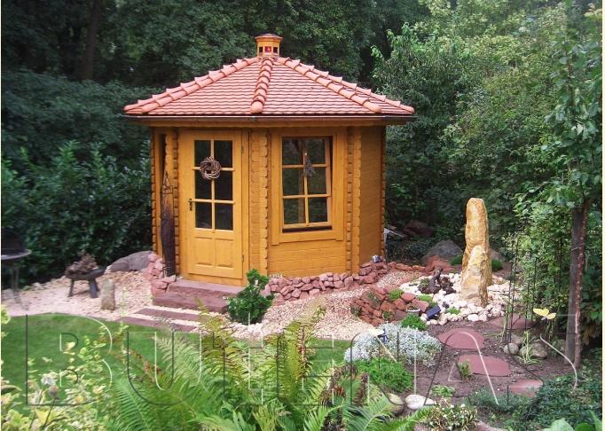 Gartengestaltungsideen englischer garten butenas for Gartengestaltung pavillon ideen