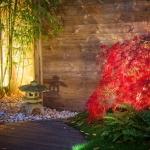 Jetzt ist die Zeit für stimmungsvolle Gartenbeleuchtung