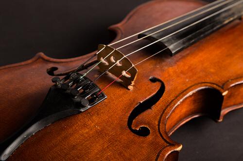 Geige aus Klangholz - Foto: billionphotos.com