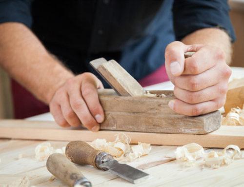 Ausbildung zum Zimmermann
