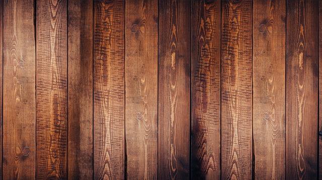 harte und dichte Holzarten