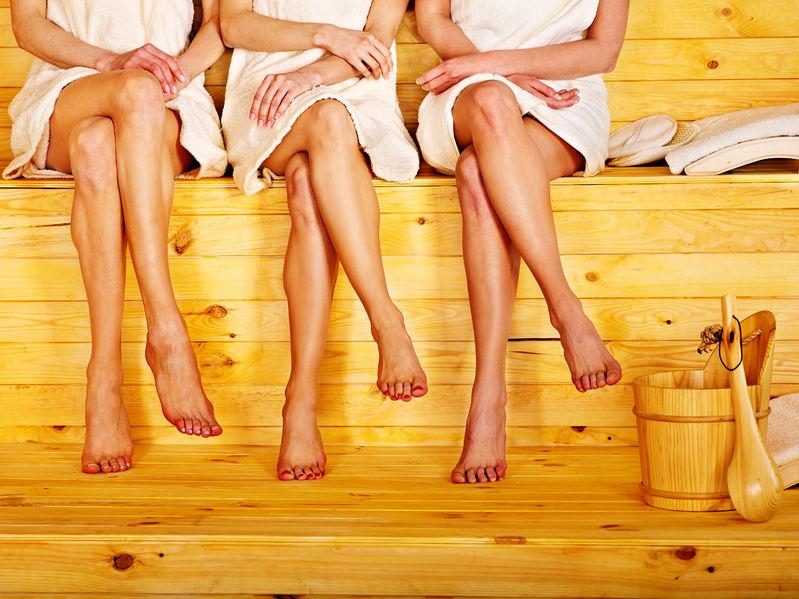Die Wirkung der Sauna