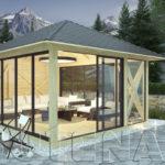 Gartenhaus Heizen – Verwandeln Sie Ihr Gartenhaus in den perfekten Rückzugsort für den Winter