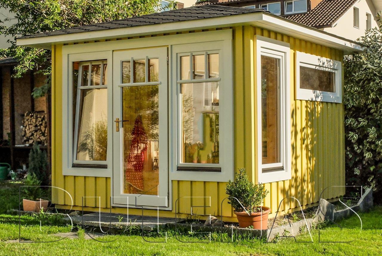Butenas Gartenmagazin - eigene Sauna im Garten