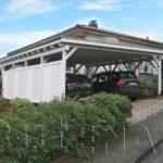 Entdecken Sie noch vor Winterbeginn Carports – die günstige Alternative zu festgemauerten Garagen