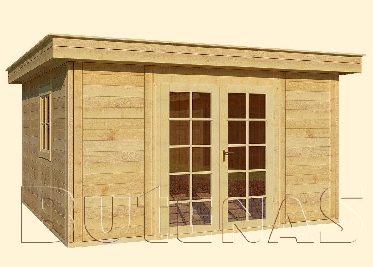 Gartenhaus CALLA - Typ F10