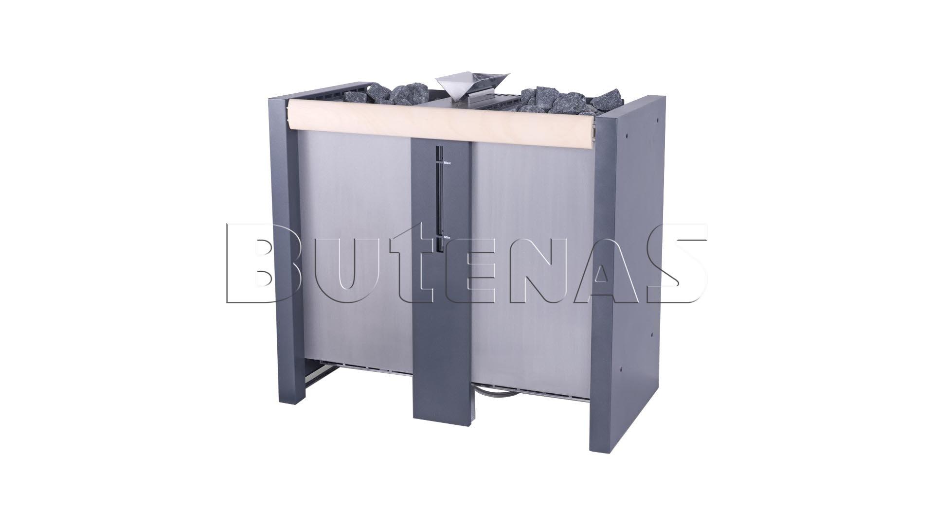Bild von Butenas EOS Saunaofen - BIO-Kombiofen Herkules XL S120 Vapor