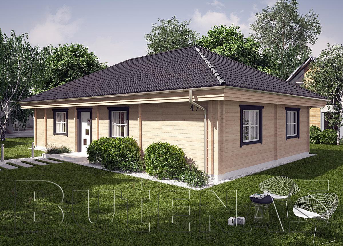 Wohnhaus - Wohnblockhaus Seeblick