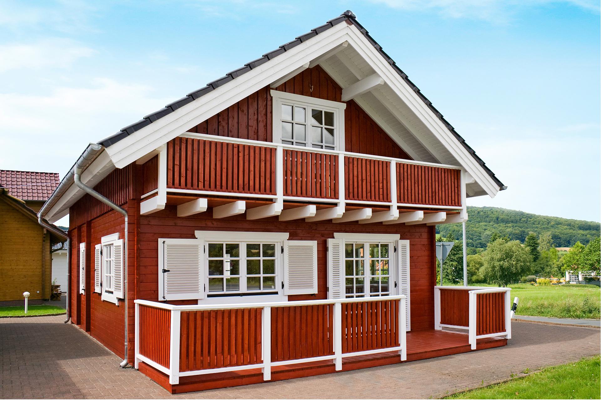 Ferienhaus Stuga