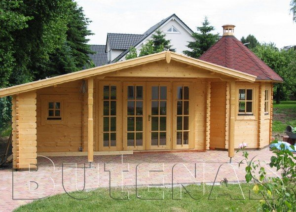 Ferienhaus Ravensburg - Exklusives Blockhaus