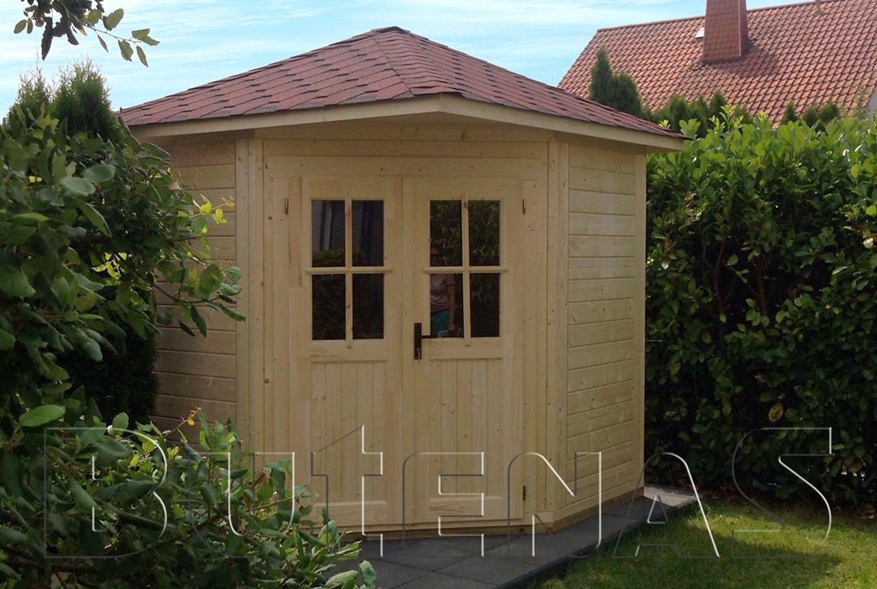 Gartenhaus LILIE - Typ E2