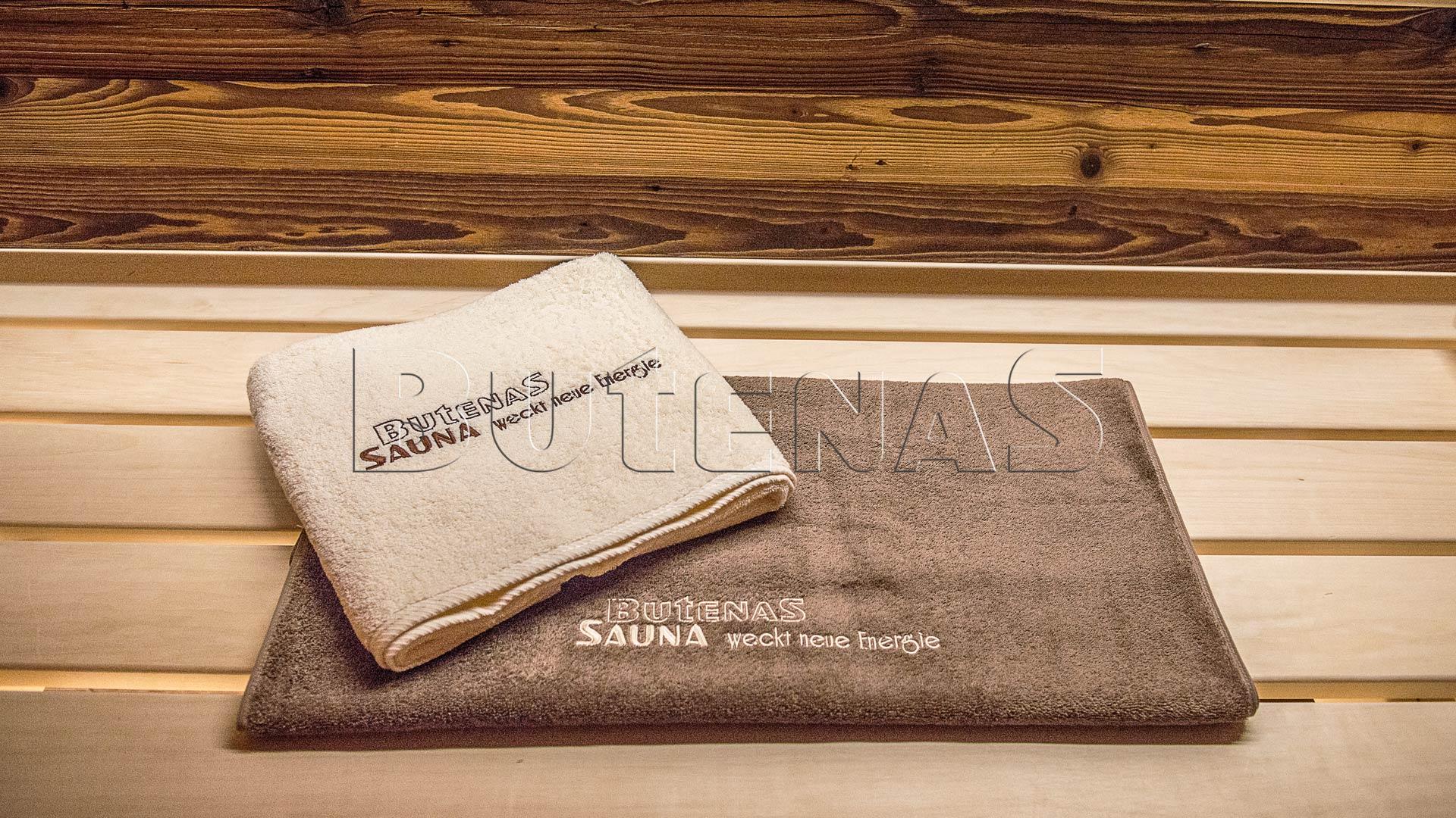 Butenas Sauna Handtuch