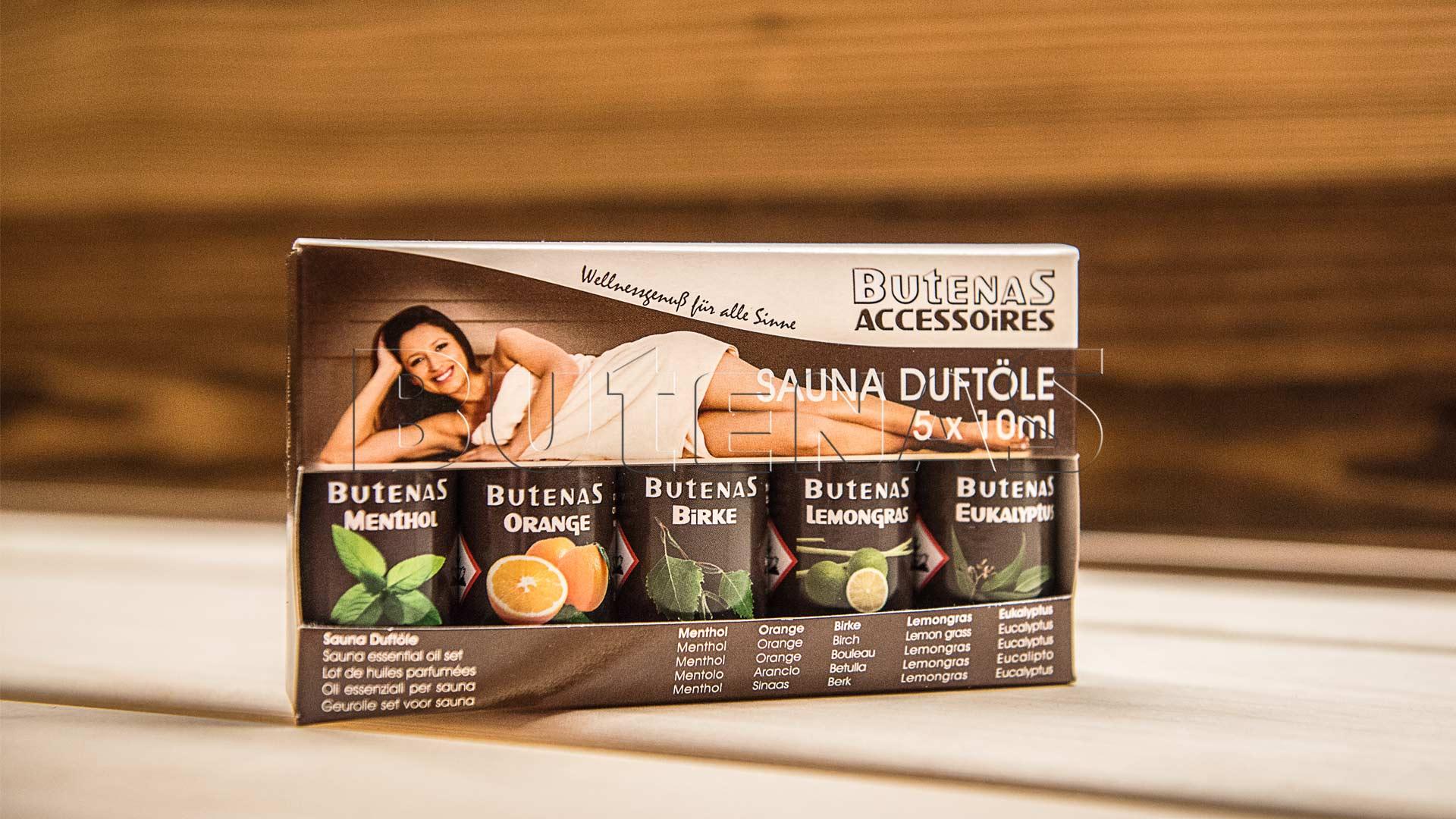 Bild von Butenas Sauna Duftöl Aufguss