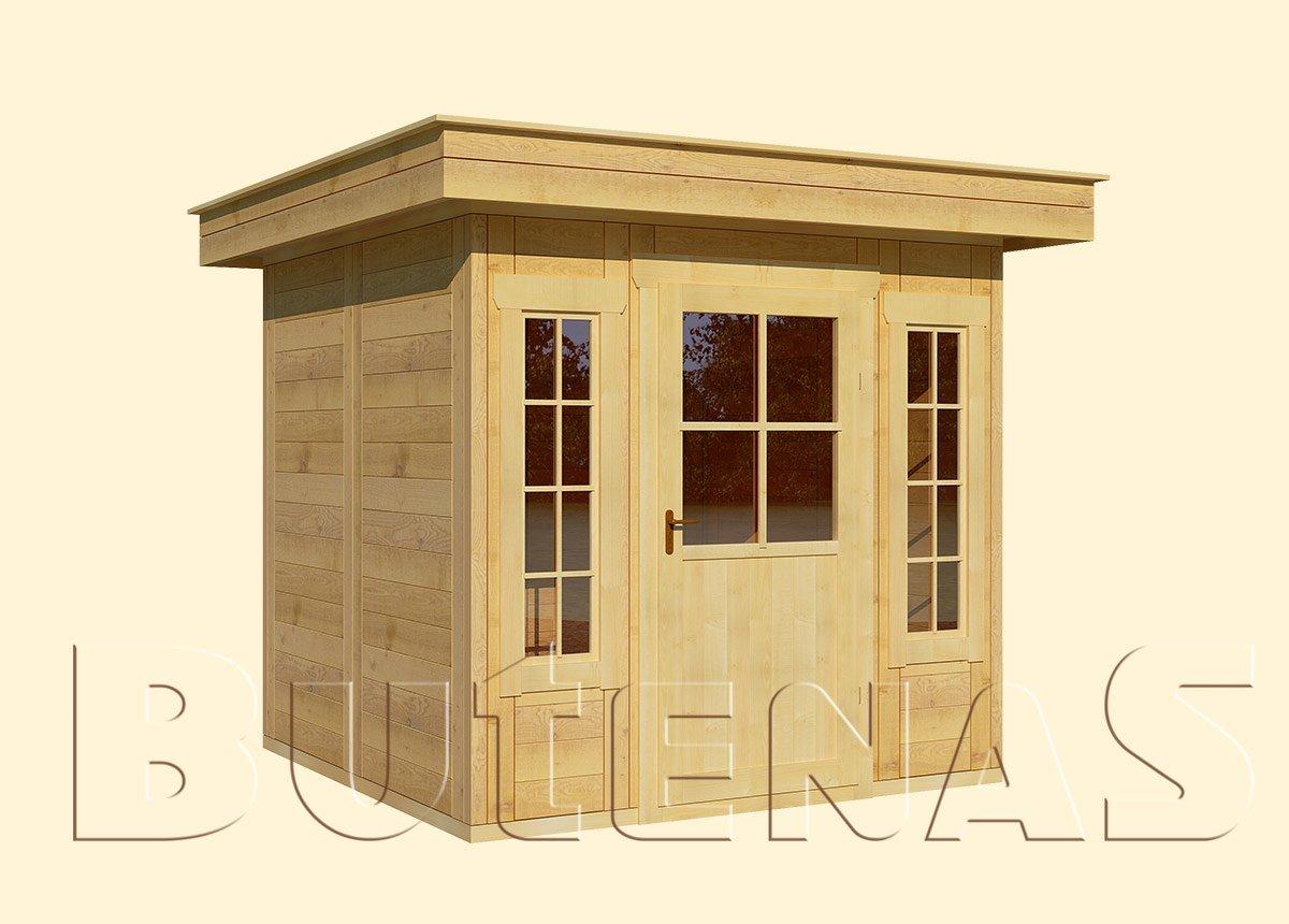 Gartenhaus CALLA - Typ F4