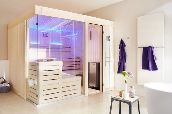 LauraLine® Design Sauna MILA