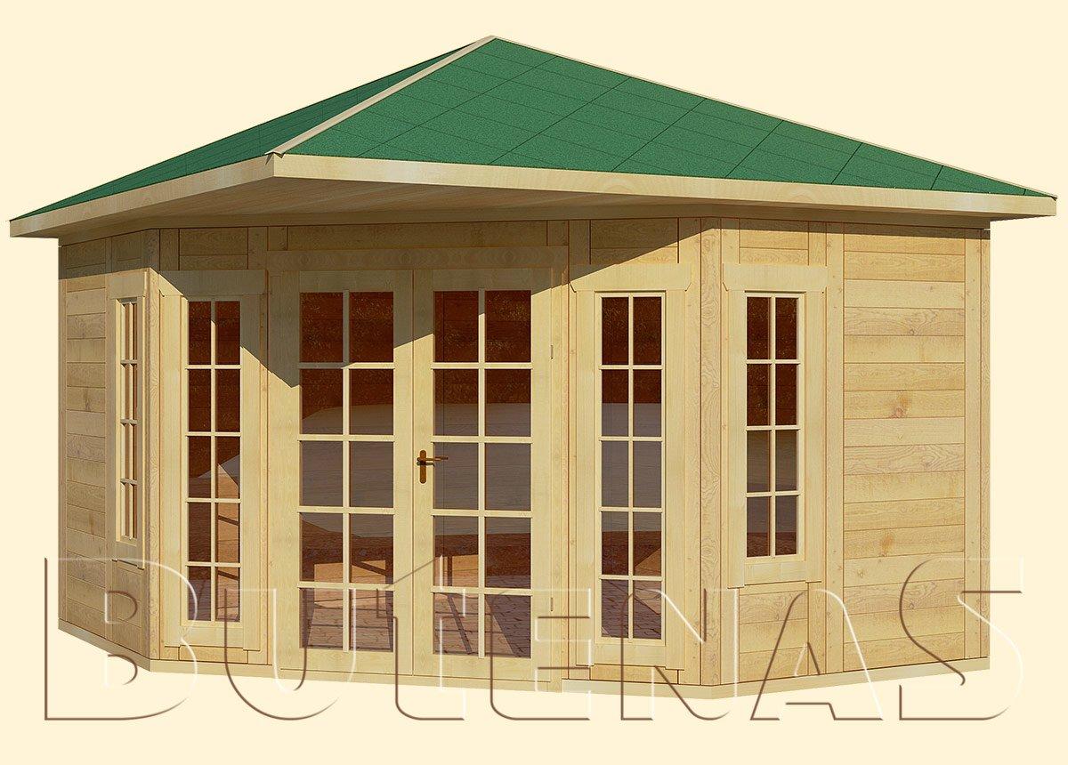Gartenhaus LILIE - Typ E7