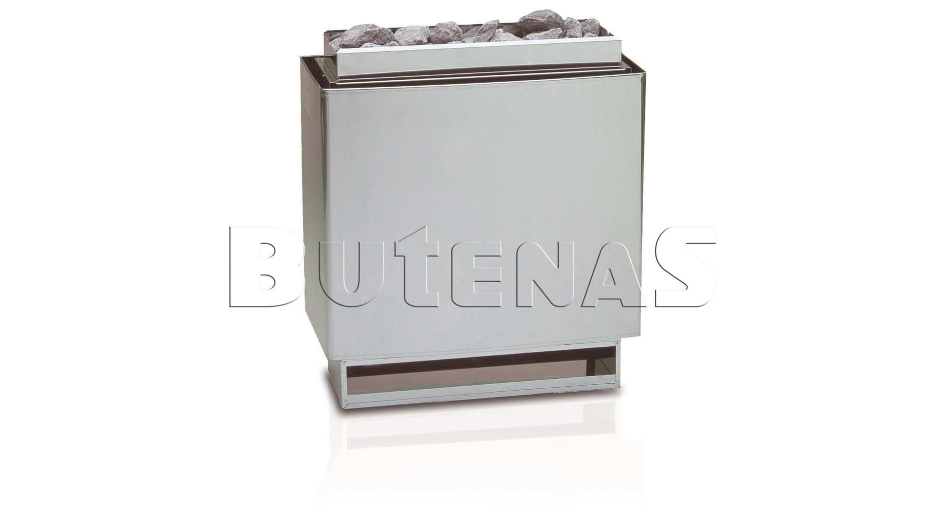 Bild von Butenas EOS Saunaofen - Standofen P1, Edelstahl