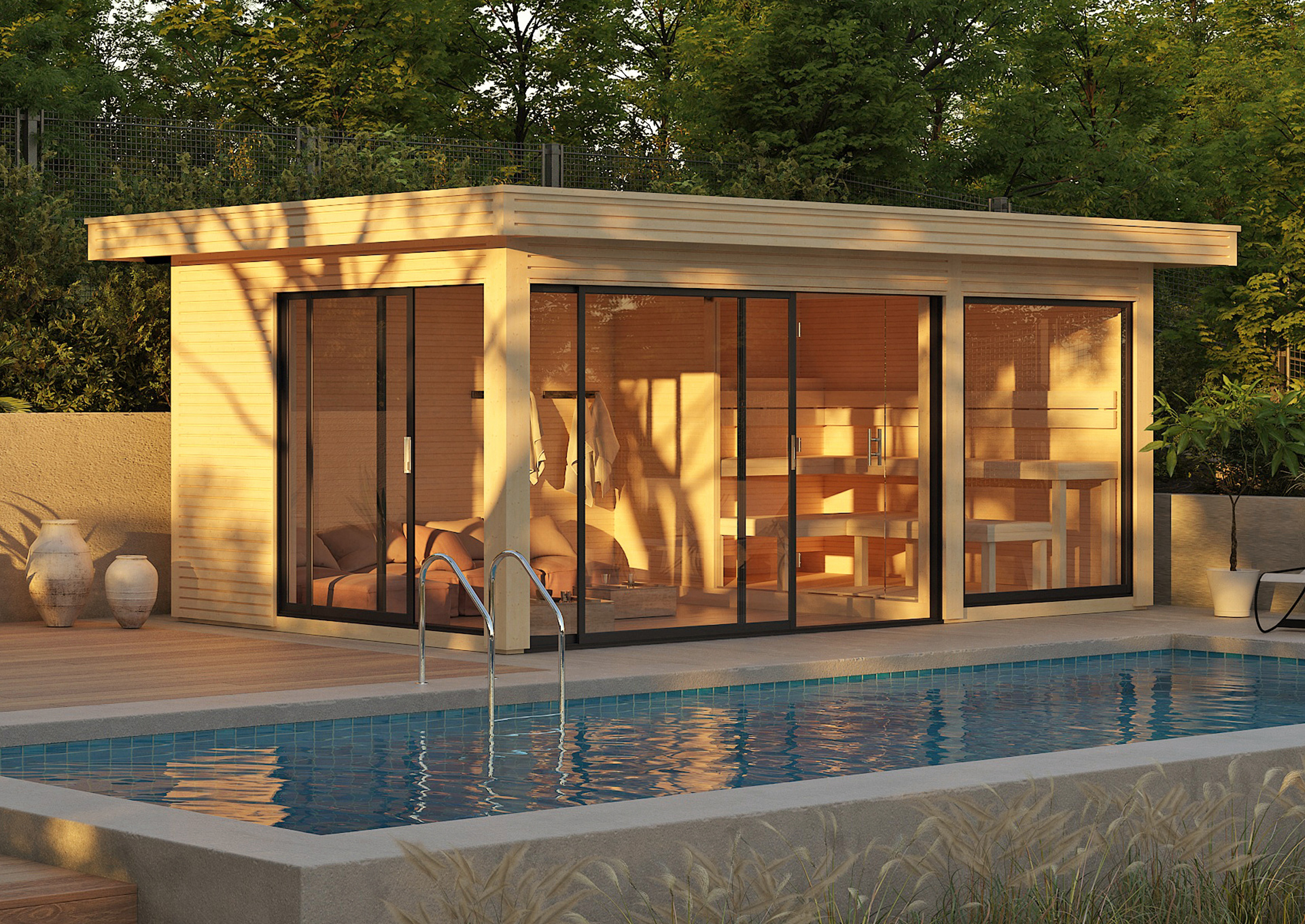 Design Sauna SHINE