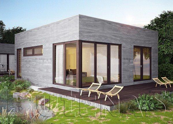 Wohnhaus Modern Oberhof