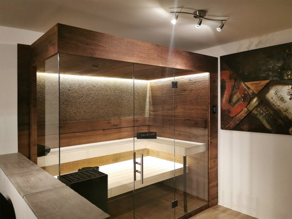 LauraLine® Design Sauna CARMA
