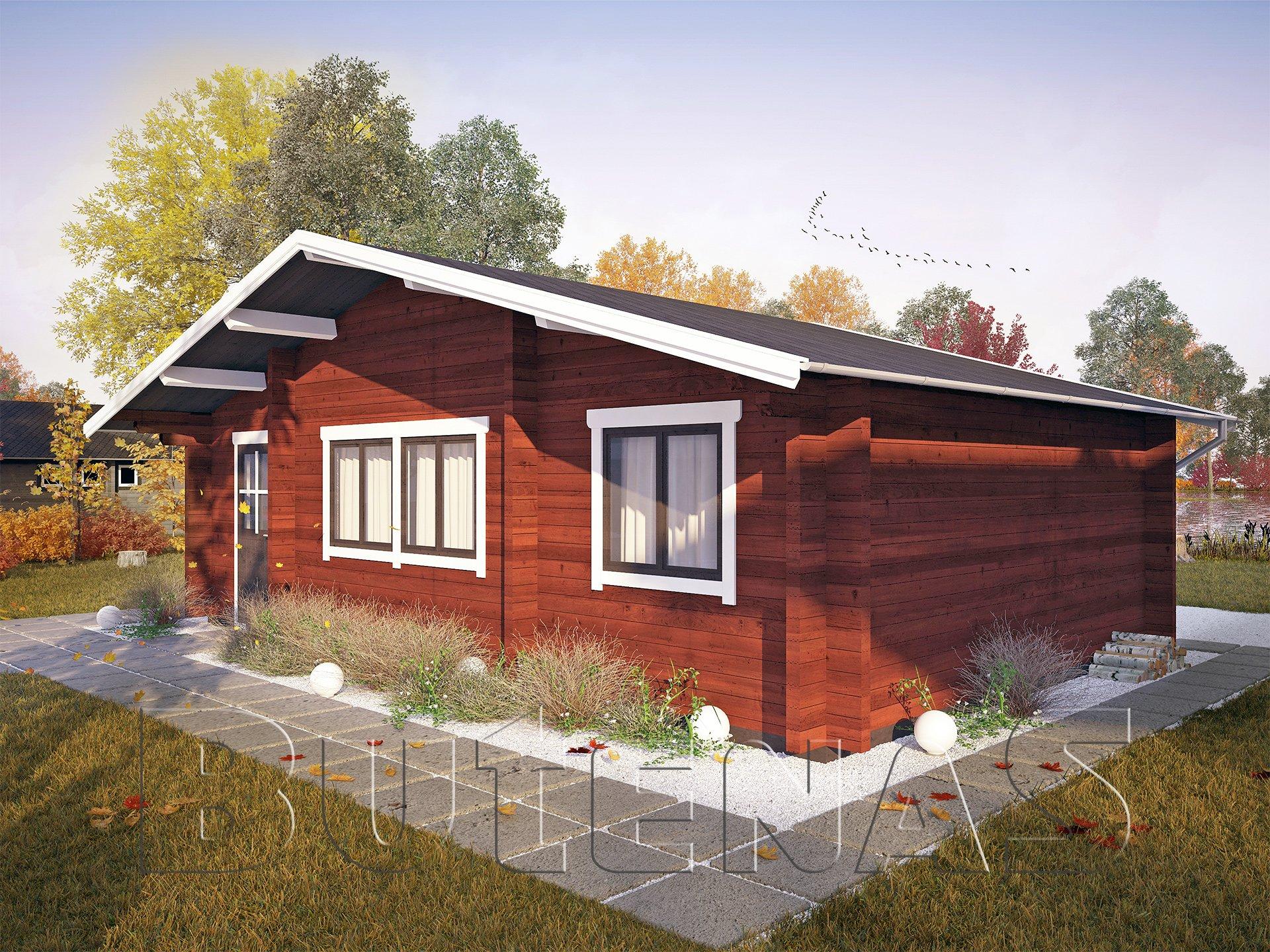 Ferienhaus Rimberg 50
