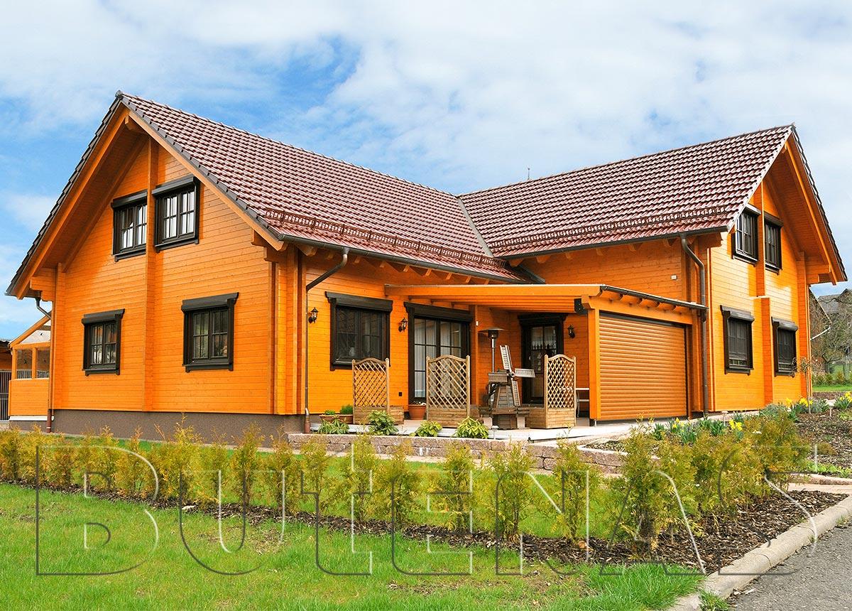 Wohnhaus - Wohnblockhaus Homberg