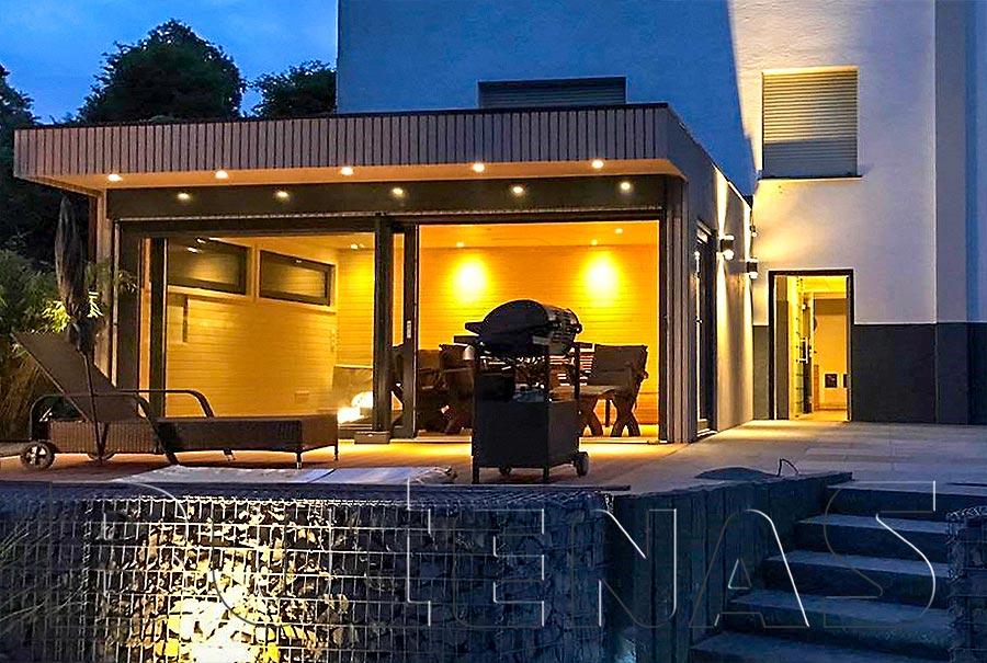 Bild von Ferienhaus Jonas Designhaus