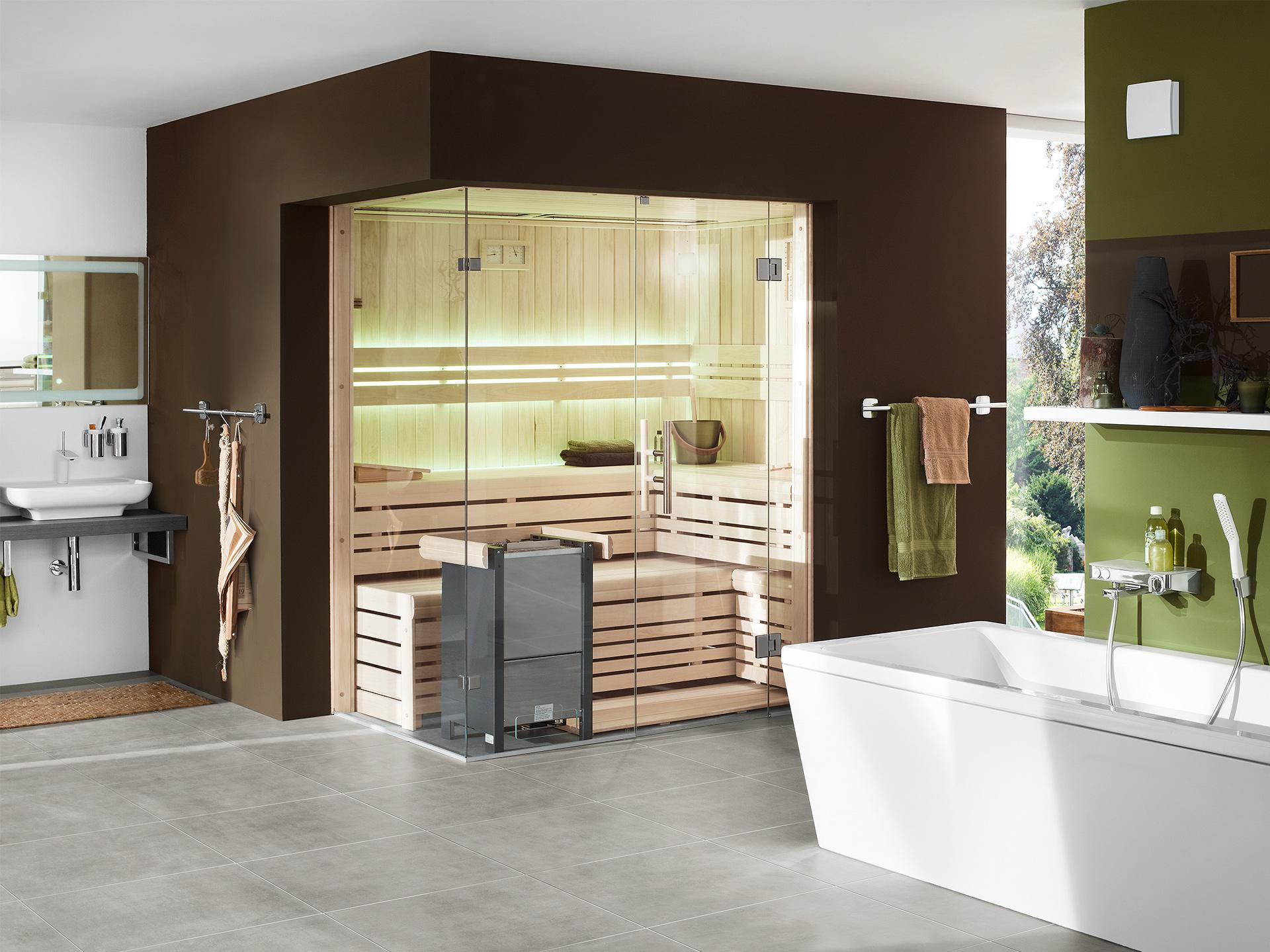 LauraLine® Design Sauna GAYO
