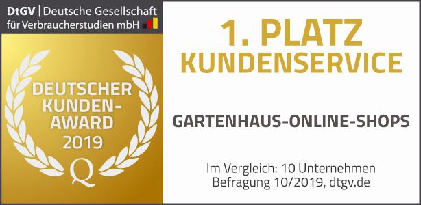 Butenas - Deutschen Kunden-Award 2019