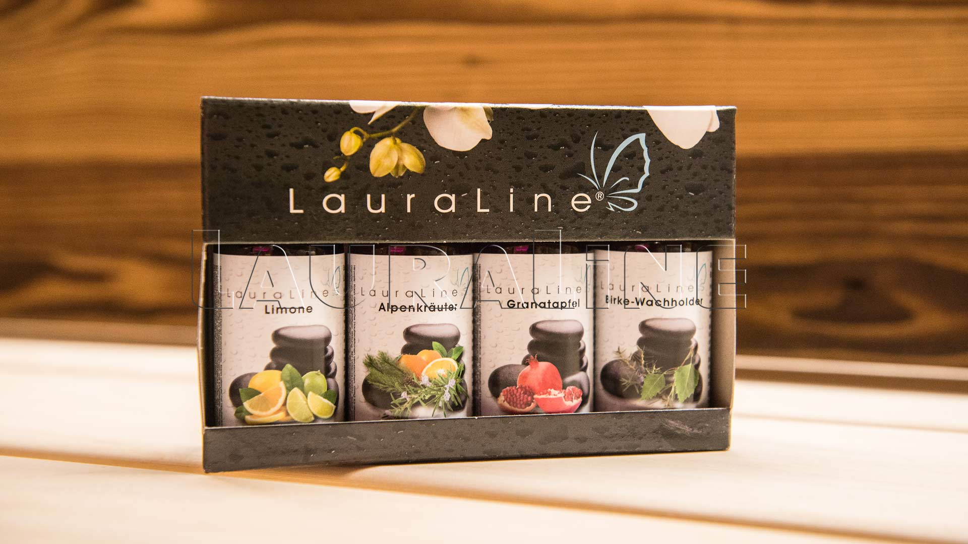 Butenas Sauna LauraLine® Duftöl Aufguss