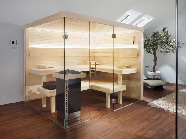 LauraLine® Design Sauna ZARA Espe Plus