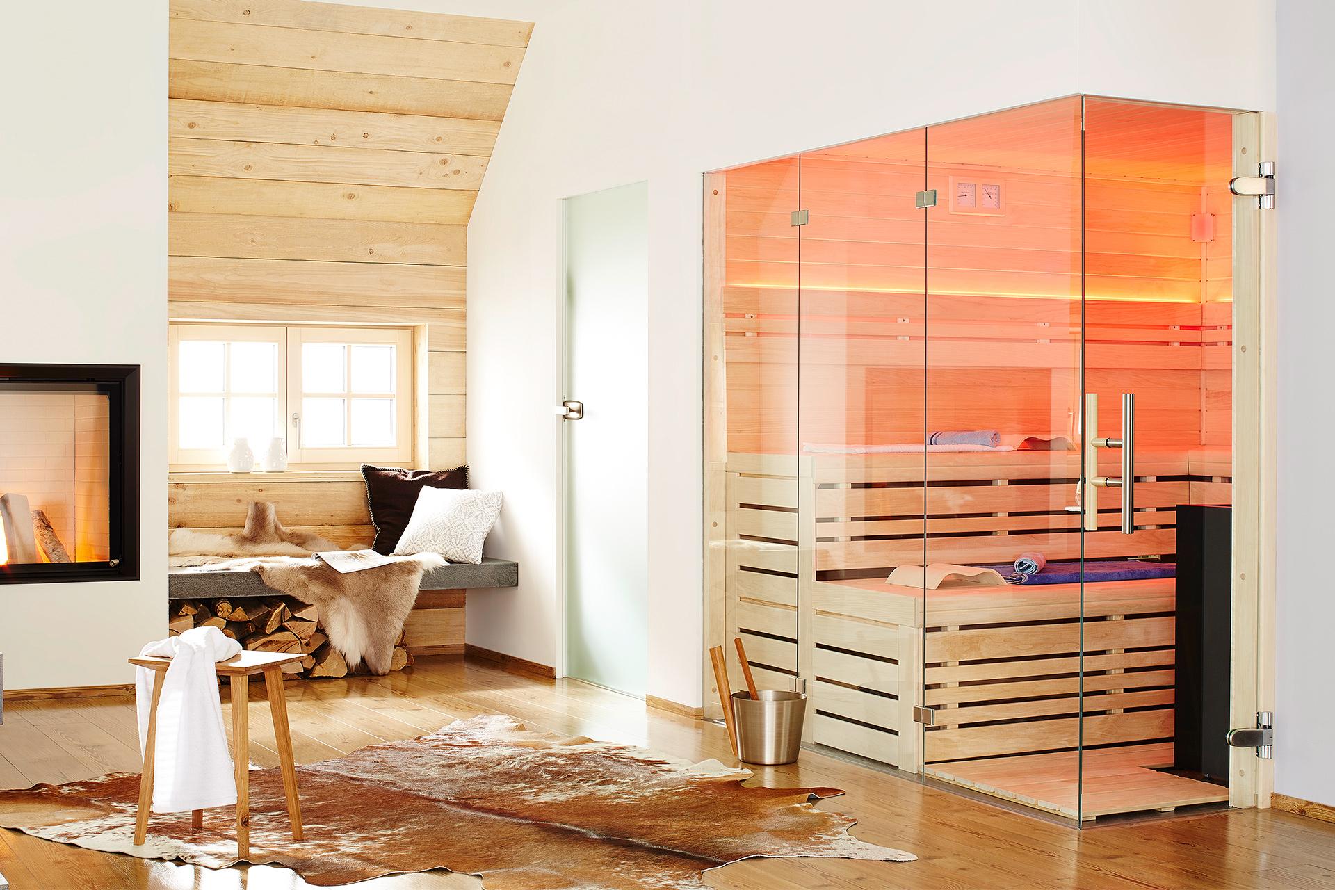 LauraLine® Design Sauna RAJA