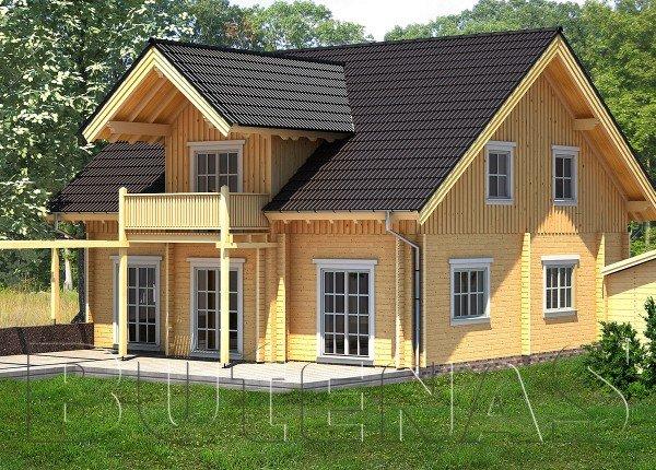 Wohnhaus - Wohnblockhaus Feldberg