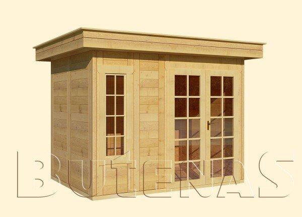 Gartenhaus CALLA - Typ F5