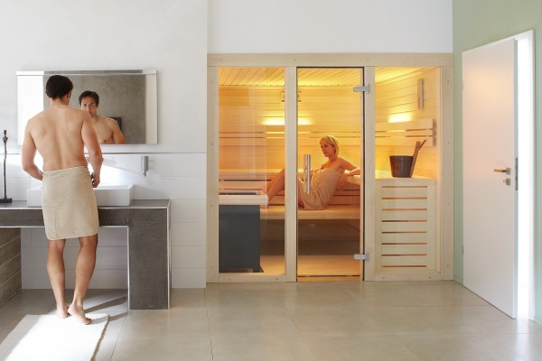 LauraLine® Design Sauna LUAN