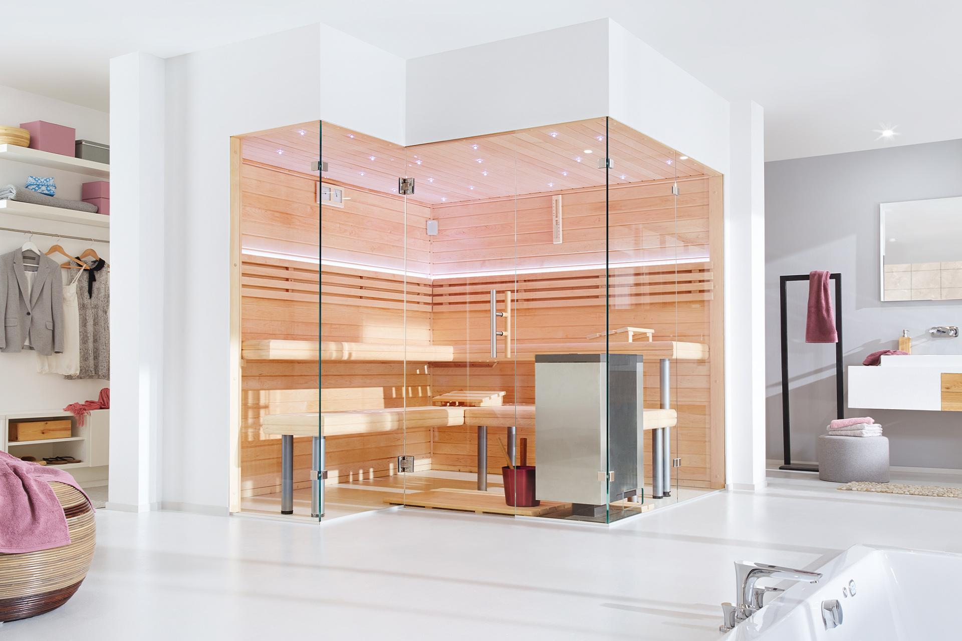 LauraLine® Design Sauna BELA