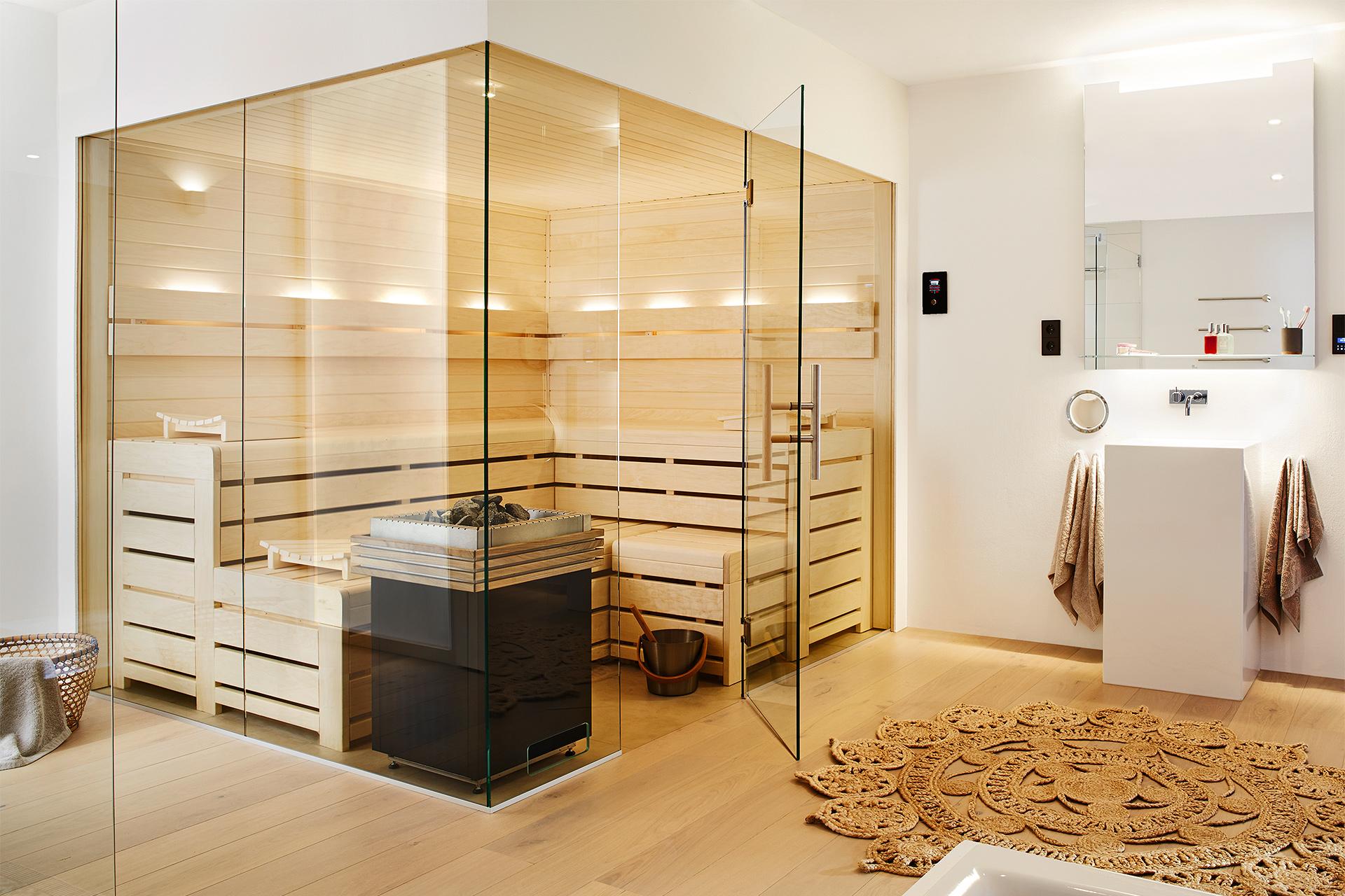LauraLine® Design Sauna ZARA
