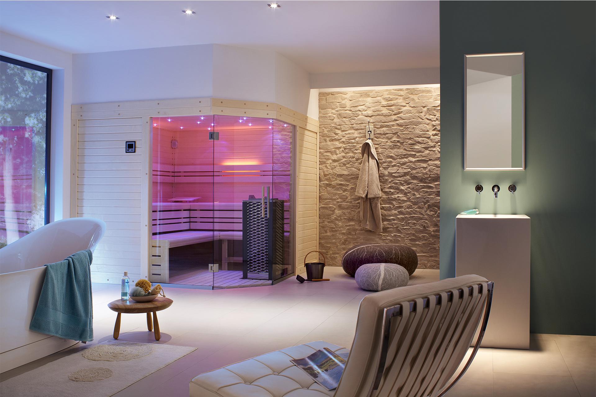 LauraLine® Design Sauna LUNA