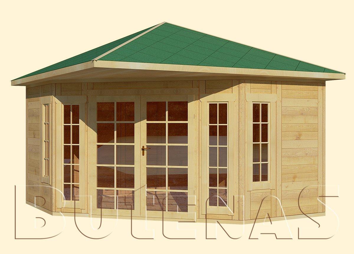 Gartenhaus LILIE - Typ E9