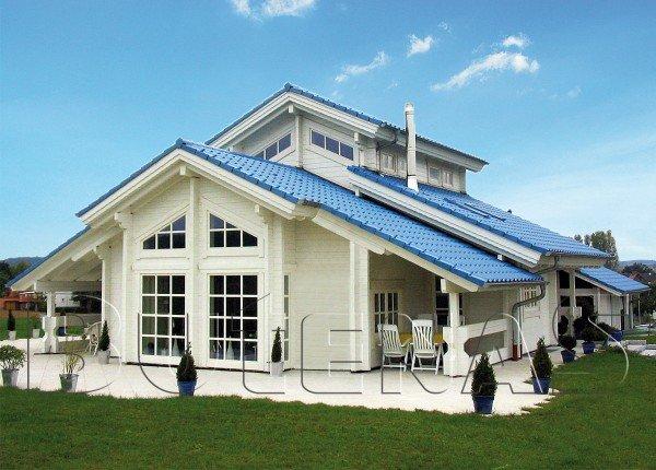 Wohnhaus - Holzhaus VERNA