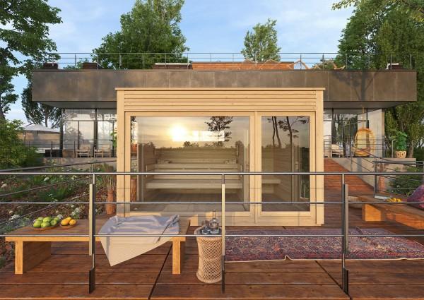 Design Sauna SHINE LIGHT